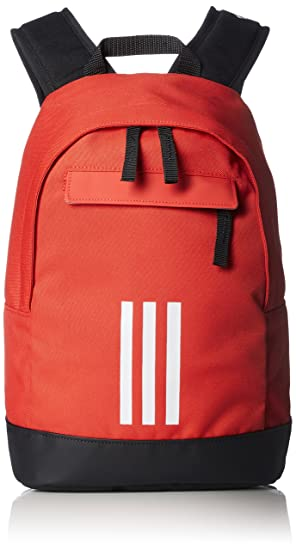 adidas Adi Cl XS 3S Mochila, Unisex Infantil, Rojo (Roalre Blanco), 36x24x45 cm (W x H x L): Amazon.es: Deportes y aire libre