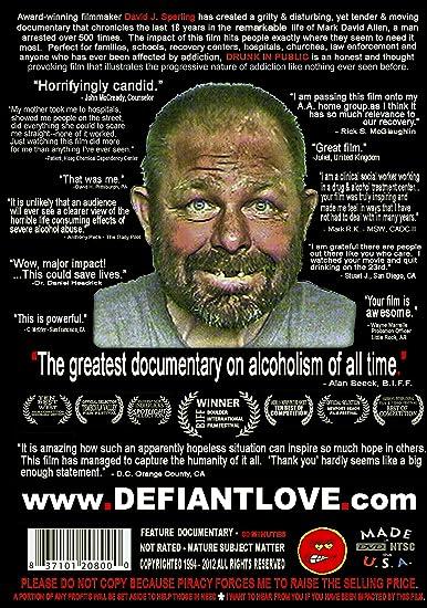 Amazoncom Drunk In Public David J Sperling Movies Tv