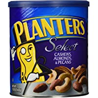 Planters Salted Caramel Flavored Peanuts in 6 oz Canister