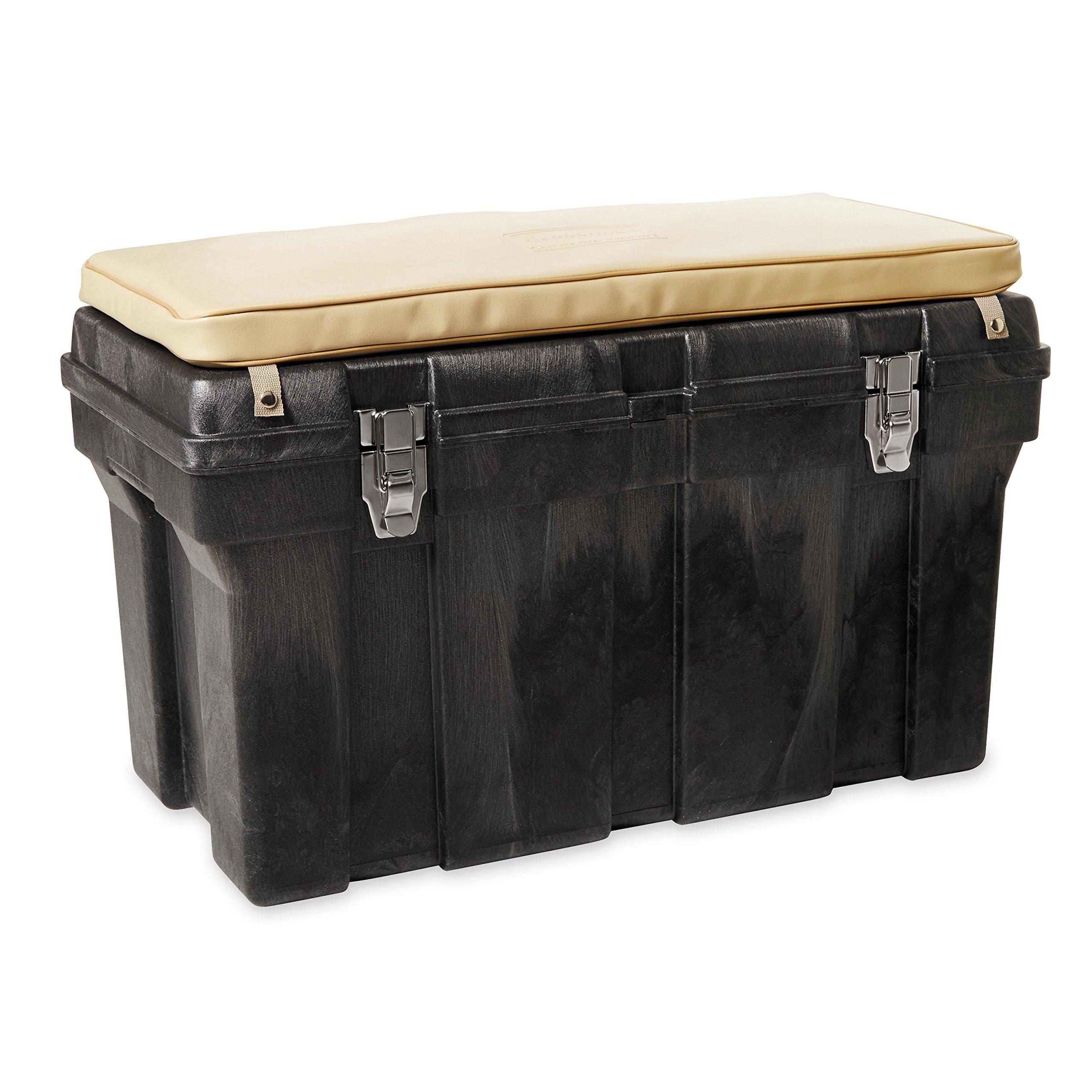 Rubbermaid Commercial Tack Box, 36'', Black, FG772000BLA