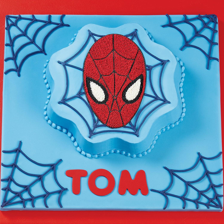Globo De Aluminio Spiderman Estándar En Forma De Corazón Para Cumpleaños Decoración Spider Man