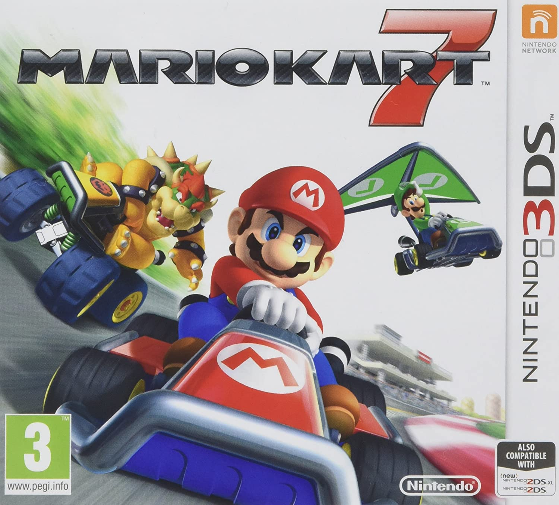 Amazon Mario Kart 7 3DS Video Games