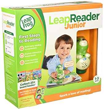 amazon com leapfrog tag jr learn to read system hardware green rh amazon com LeapFrog Reading Books LeapFrog Talking Words Factory