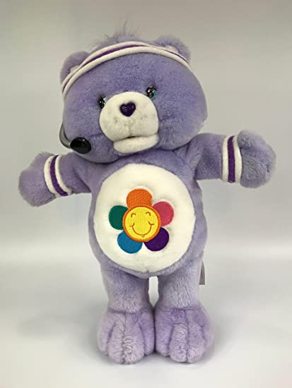 "Sitting Harmony Bear 11/"" Plush Care Bears"