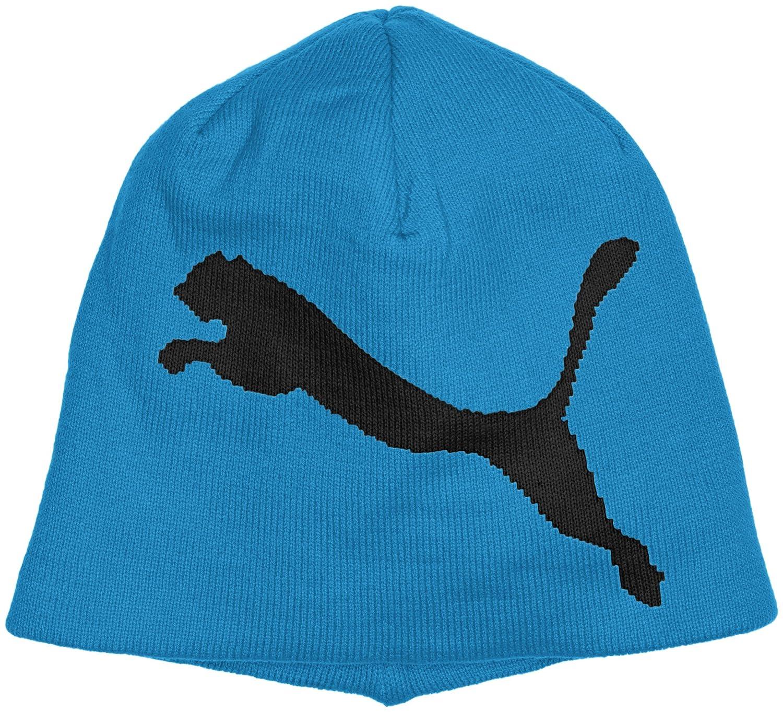 PUMA Mütze Big Cat/No.1 Logo Beanie, Black Iris-Cloisonne-Big Cat, 834016 48 Cloisonné-Big Cat OSFA 834016 47