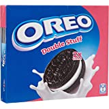 Oreo Double Stuff, 2 x Crème - 48 gms (Pack of 8)