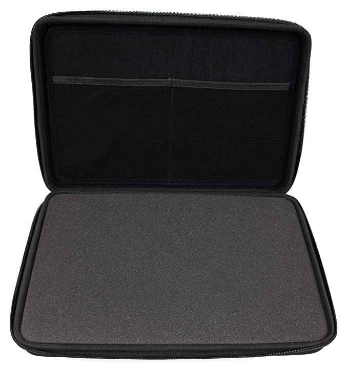 Amazon.com : DURAGADGET Taurus PT111 Millennium G2 Storage Case - Tough Black Armoured EVA Shell Gun Case with Fully-Customizable & Shock-Absorbing D.I.Y ...