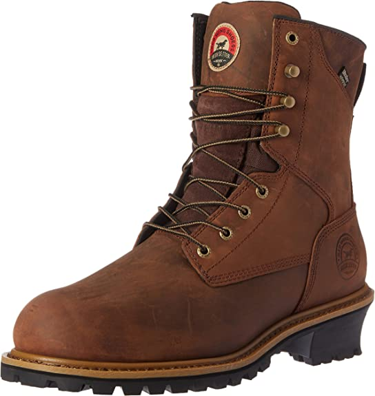 Irish Setter Mesabi Steel Toe