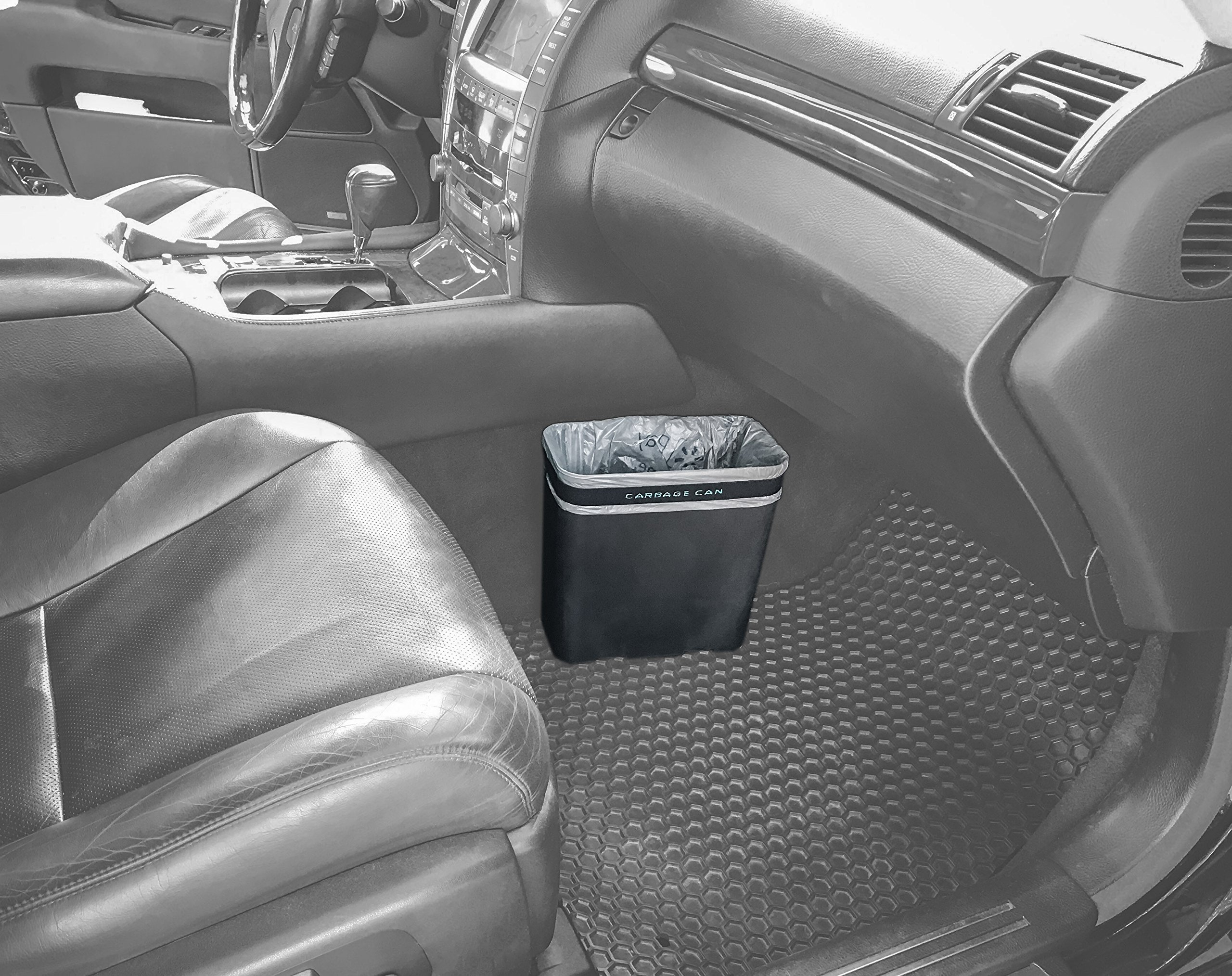 2 Pack - Carbage Can Car Trash Can Garbage Can by Carbage Can (Image #6)