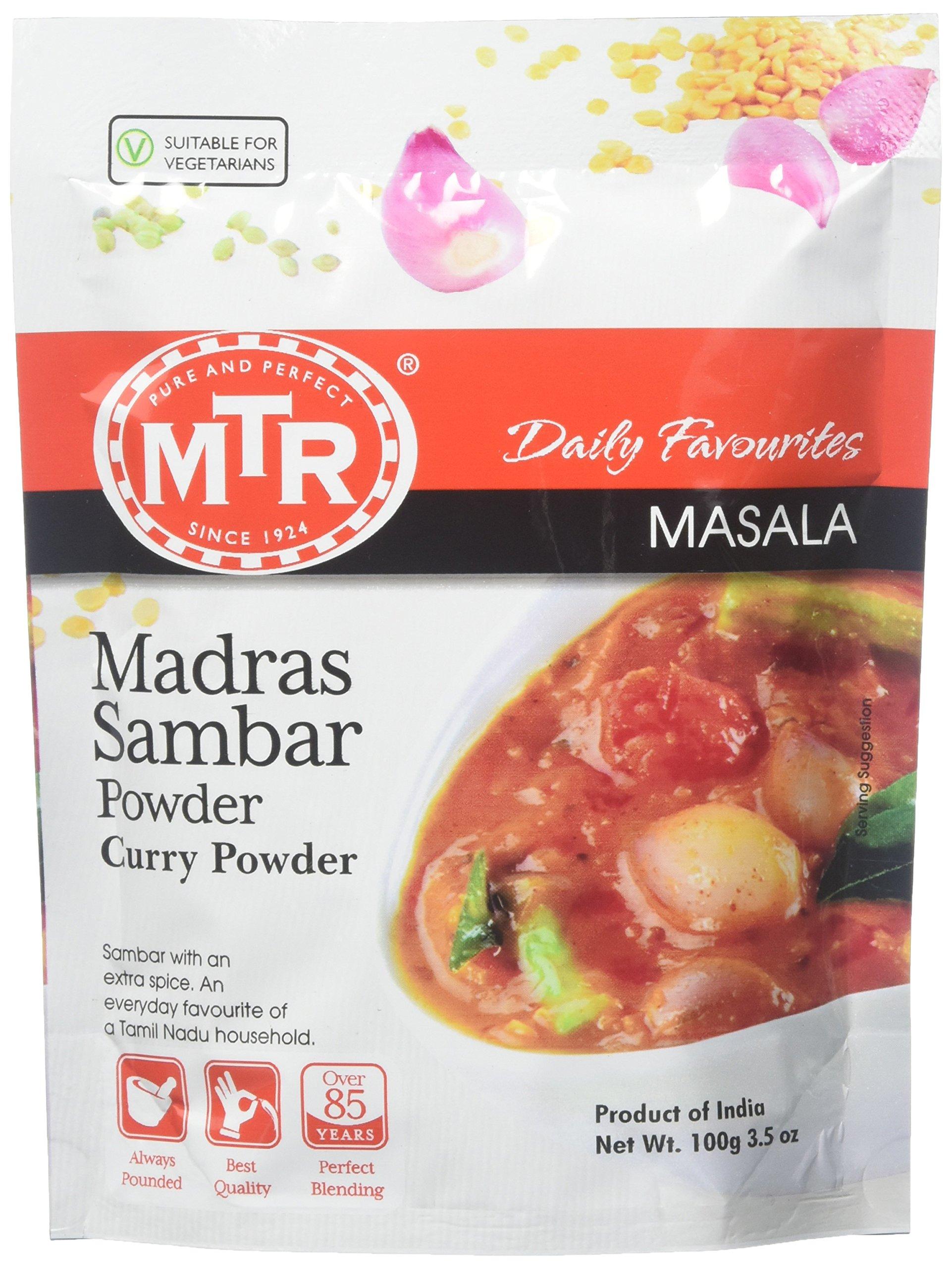 MTR Sambar Powder 100g Free Shipping
