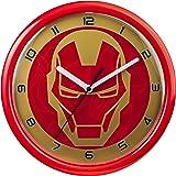 Offiziellen Marvel Avengers Eisen Mann Schlafzimmer Wanduhr - neue verpacktes Geschenk