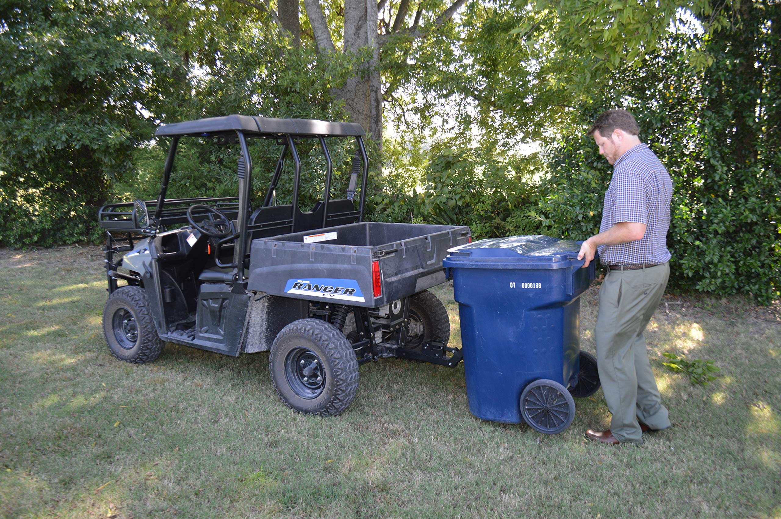 Great Day TC5000 Trash Can Transporter (Tote Caddy) by Great Day (Image #4)