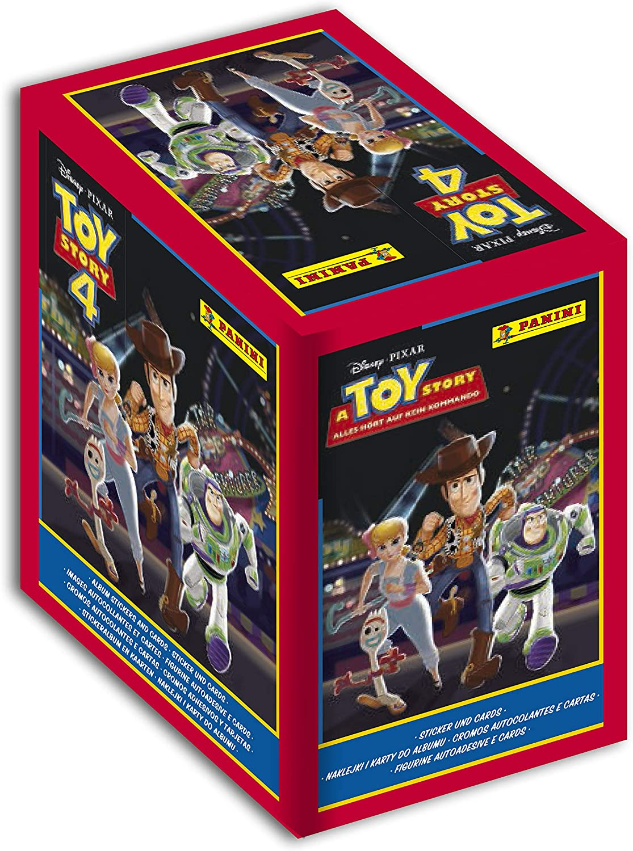 Caja 50 sobres Toy Story 4: Amazon.es: Juguetes y juegos