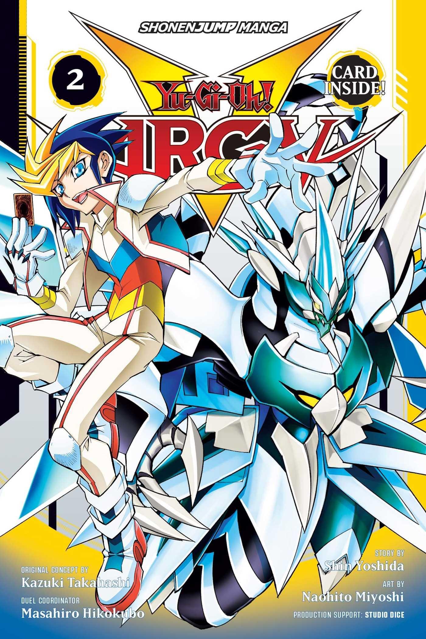 Download Yu-Gi-Oh! Arc-V, Vol. 2 PDF