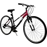Columbia Cross Train 700c Women's 21-Speed Fitness Hybrid Commuter Bike
