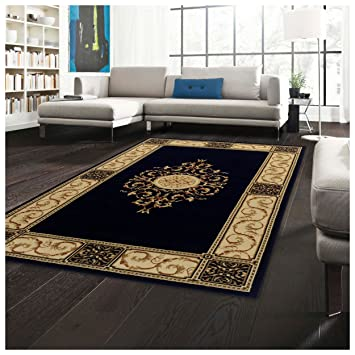 Amazon Com Superior Elegant Medallion Collection 4 X 6 Area Rug