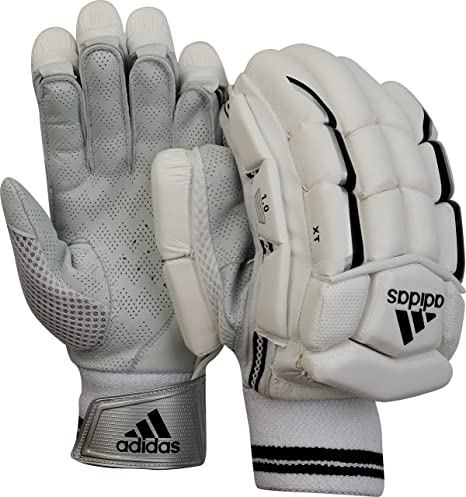 80f16610b7e Buy Adidas XT 1.0 MRH Cricket Batting Gloves Online at Low Prices in India  - Amazon.in