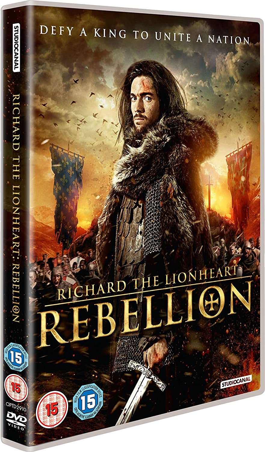 richard the lionheart rebellion imdb