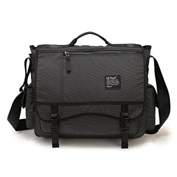 Amazon.com: Nicgid 17.3-Inch Laptop Bag Large Messenger Bag ...
