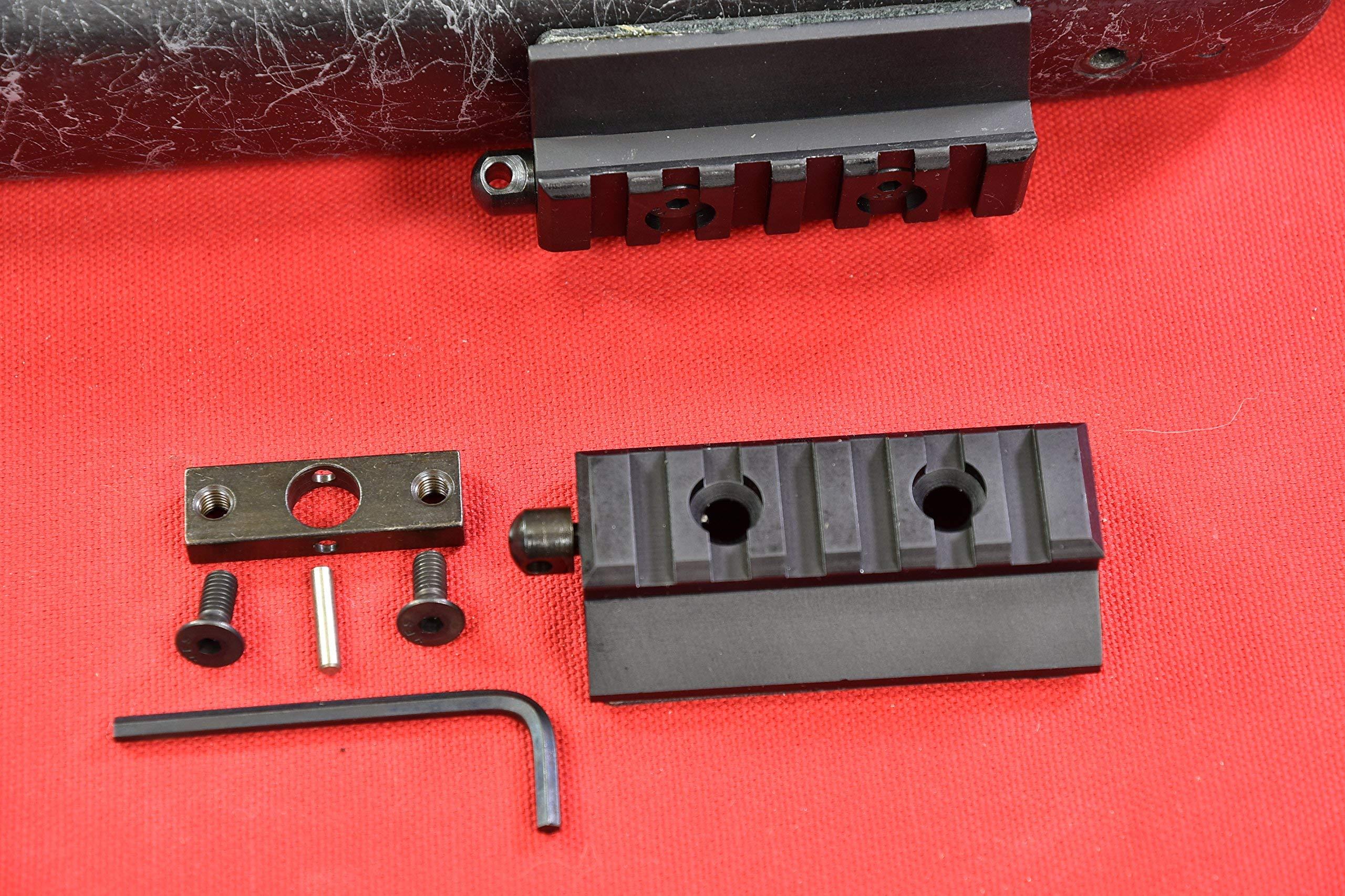 S.R.A. (Swivel Rail Adapter) by MIM Mfg by MIM