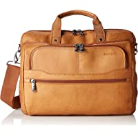 Samsonite Vachetta Leather 2 Pocket Business Case (Tan)
