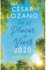 Libro agenda. Por el placer de vivir 2020 / For the Pleasure of Living 2020 Agenda (Spanish Edition) Hardcover