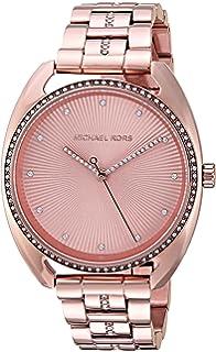 c9eeb70ff766 Amazon.com  Michael Kors Women s Analog-Quartz Watch with Stainless ...