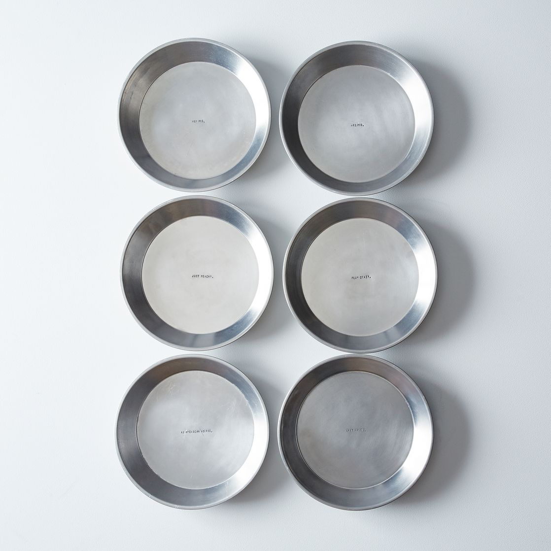 Hidden Quote Summer Pie Plates - Pie Pan -- Exclusives - Designs By Kace | Shop Food52 on Food52
