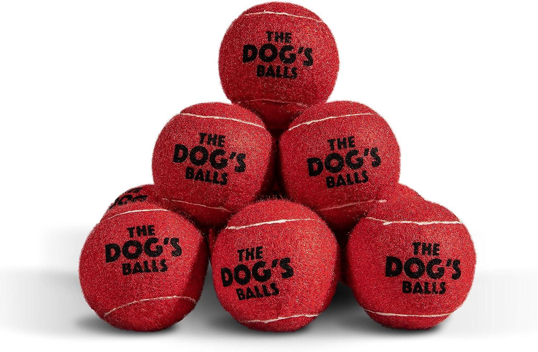 The Dogs Balls Pelotas de Tenis para Perro, Pelotas de Tenis para ...