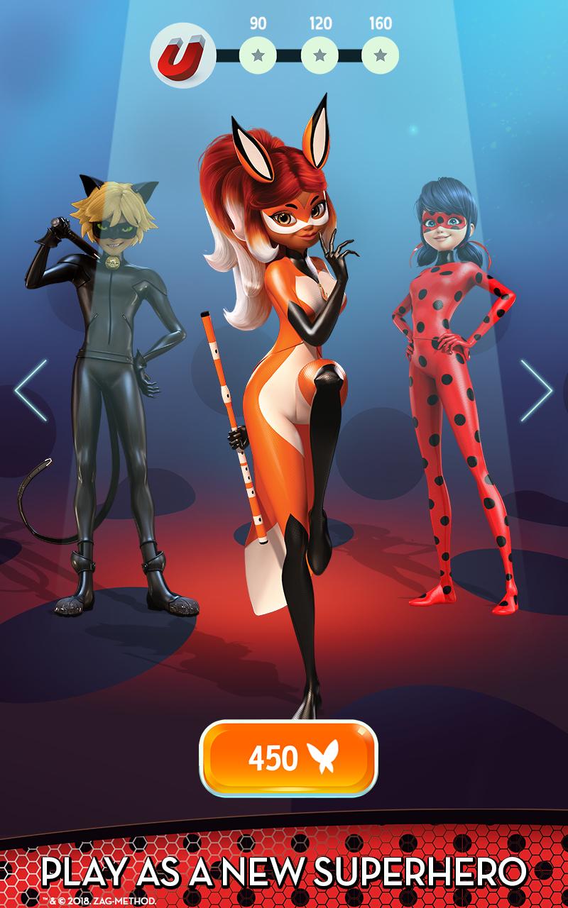 Miraculous Ladybug & Cat Noir - Run, Jump & Save Paris