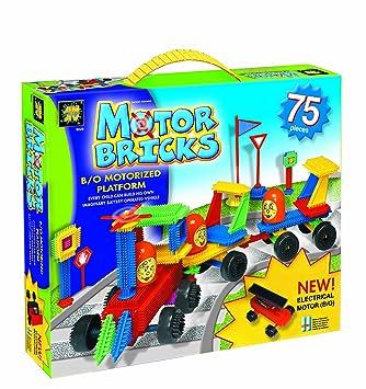 Diamant Premium Motor Fun Bricks - Juego de construcciones: Amazon ...