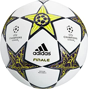 adidas 5 Final 12 OMB Champions League - Balón de fútbol, color ...