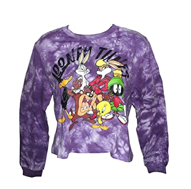 6e61c89b3785a2 Freeze Tune Squad Looney Tunes Junior s Long Sleeve Shirt
