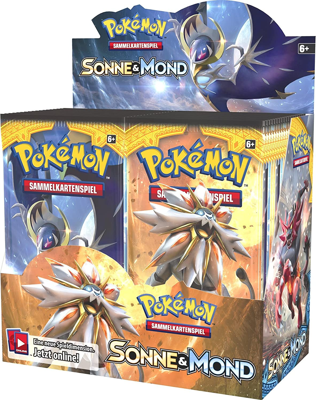 Pokemon XY11 Dampfkessel Display (36 Booster): Amazon.de: Spielzeug