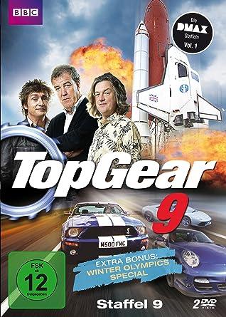 Top Gear Staffel 9 [Alemania] [DVD]: Amazon.es: Jeremy Clarkson, Richard Hammond, James May, Jeremy Clarkson, Jeremy Clarkson, Richard Hammond: Cine y Series TV