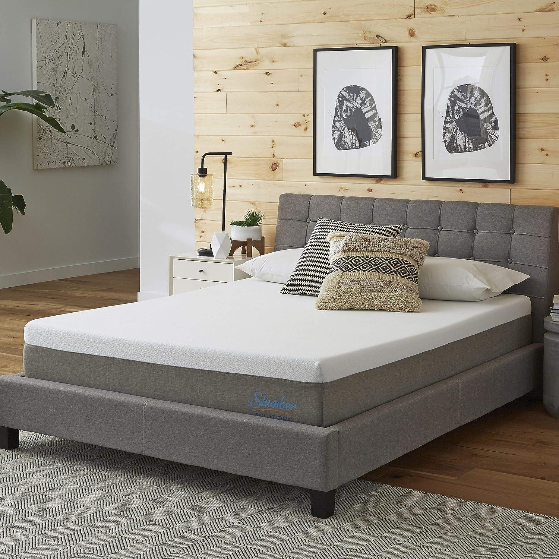 sale retailer ec6c1 951f9 Amazon.com: Slumber Solutions Essentials 10-inch Full-Size ...