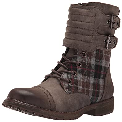 Women's Emery Combat Boot