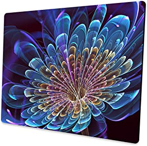 Shalysong 3D Flowers Mouse pad Computer Mouse pad with Design Personalized Mouse pad for Laptop Computer Office Decoration Accessories Gift…