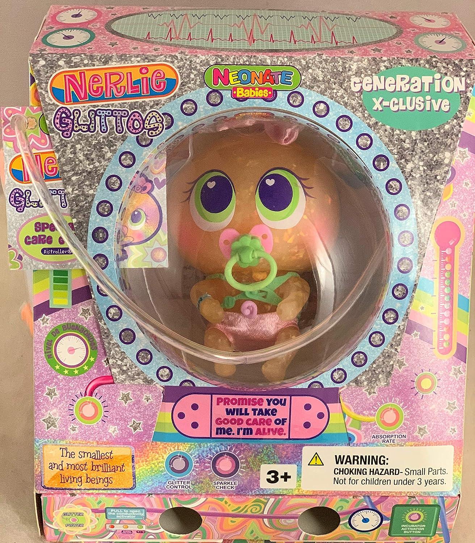 Distroller Glisttina Glittos Baby Nerlie Generation X-Clusive