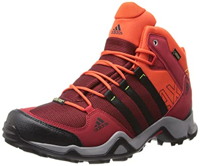 huge discount 17090 68a24 ... Shoes Mens Red. Apply now. Adidas M17483 Men u0027S Br Red Ax 2 Mid Gtx  Boot, 9  UK
