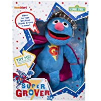 Sesame Street Sesame Street Super Grover Talking Plush Plush