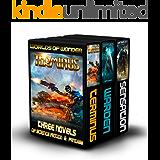 Worlds of Wonder: Three Novels of Science Fiction & Fantasy