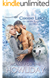 Home for the Howliday (Ushers Run Pack Book 1)