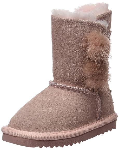 OCA LOCA 6976-09, Botines para Niñas, Rosa (Pink), 22 EU: Amazon.es: Zapatos y complementos