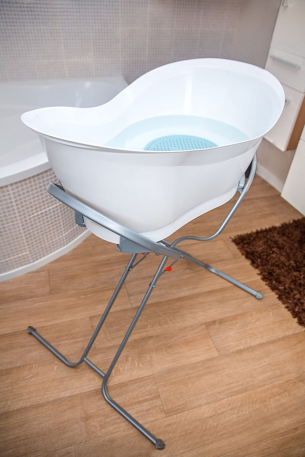 Babymoov Aquanest Bathstand and Draining Pipe: Amazon.co.uk: Baby