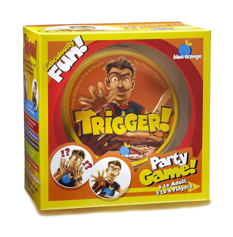 Trigger Blue Orange 491