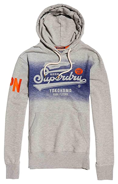 Superdry Sudadera M20004HQ PV4 High Flyers Lite