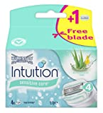 Wilkinson Sword Intuition Sensitive Razor Blades - Pack of 4