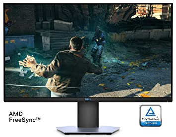 Dell S2719DGF 27 Inch TN Anti-Glare LED-backlit LCD Gaming 2019 Monitor -  (Black) (1 ms Response Time, QHD 2560 x 1440 at 155 Hz, HDMI, Tilt and