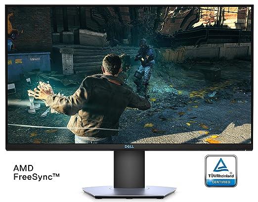 DELL S2719DGF 68,5 cm (27 Zoll) Monitor (HDMi, DisplayPort, LED, 1ms Reaktionszeit) grau